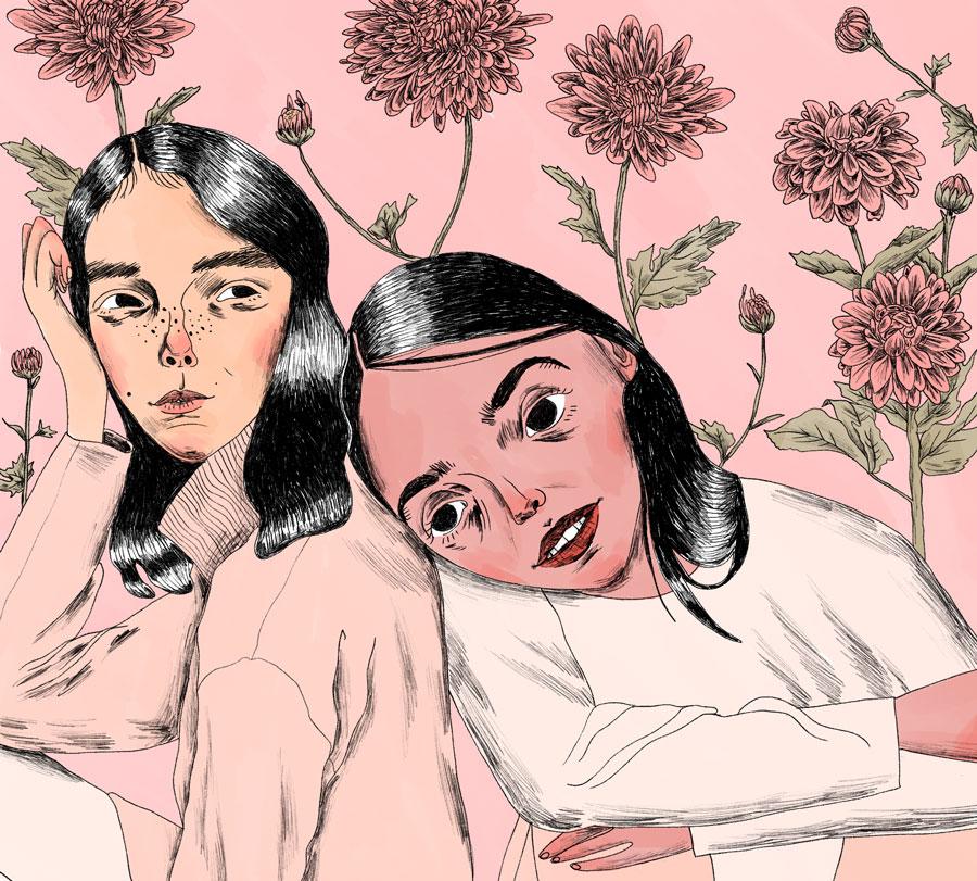 Illustration by Aya Tashir