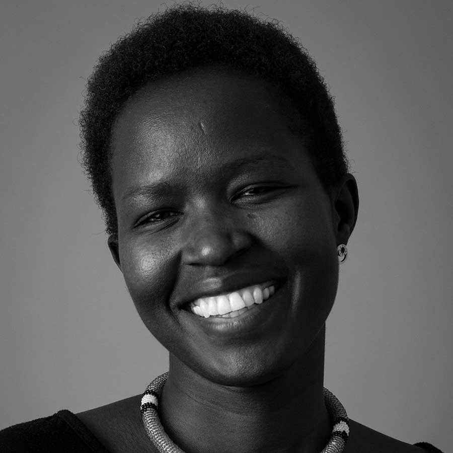 Portrait of Kakenya Ntaiya