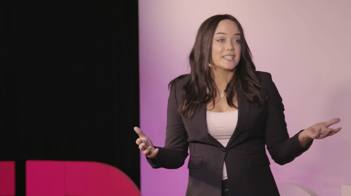 Watch: Michelle King delivers a TED Talk about Gender Denial