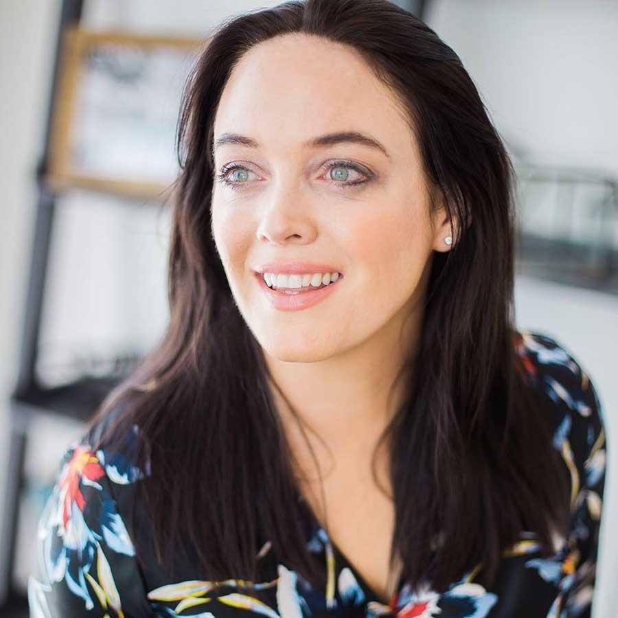 Portrait of author Michelle King