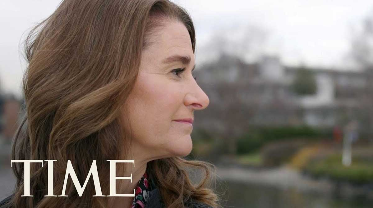 Video: Melinda Gates on investing in women-centered data