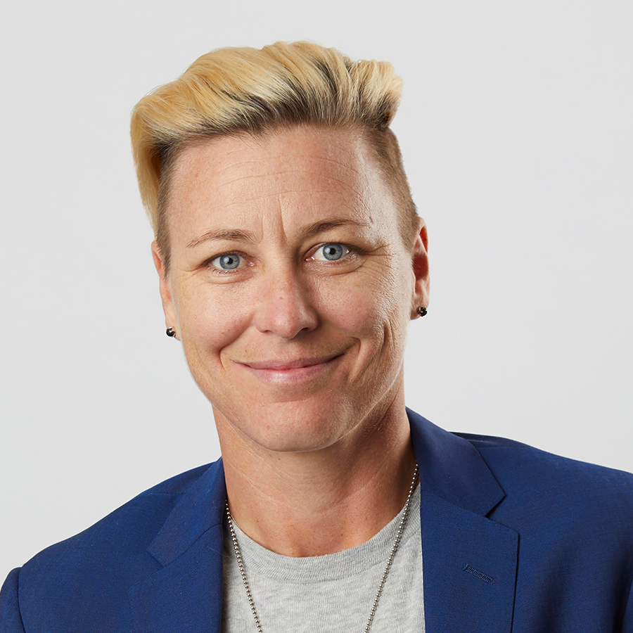 Photo of Abby Wambach