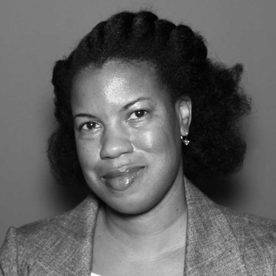 Professional portrait of Dwana Franklin-Davis