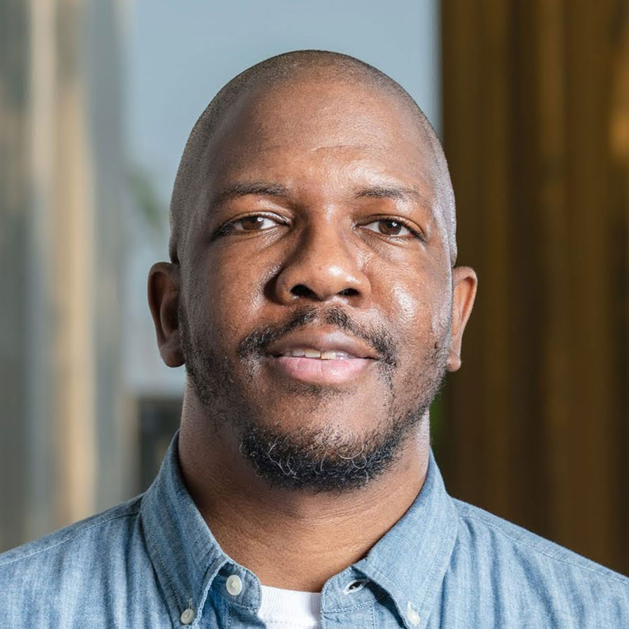 Portrait of TechStars director Jason Townes