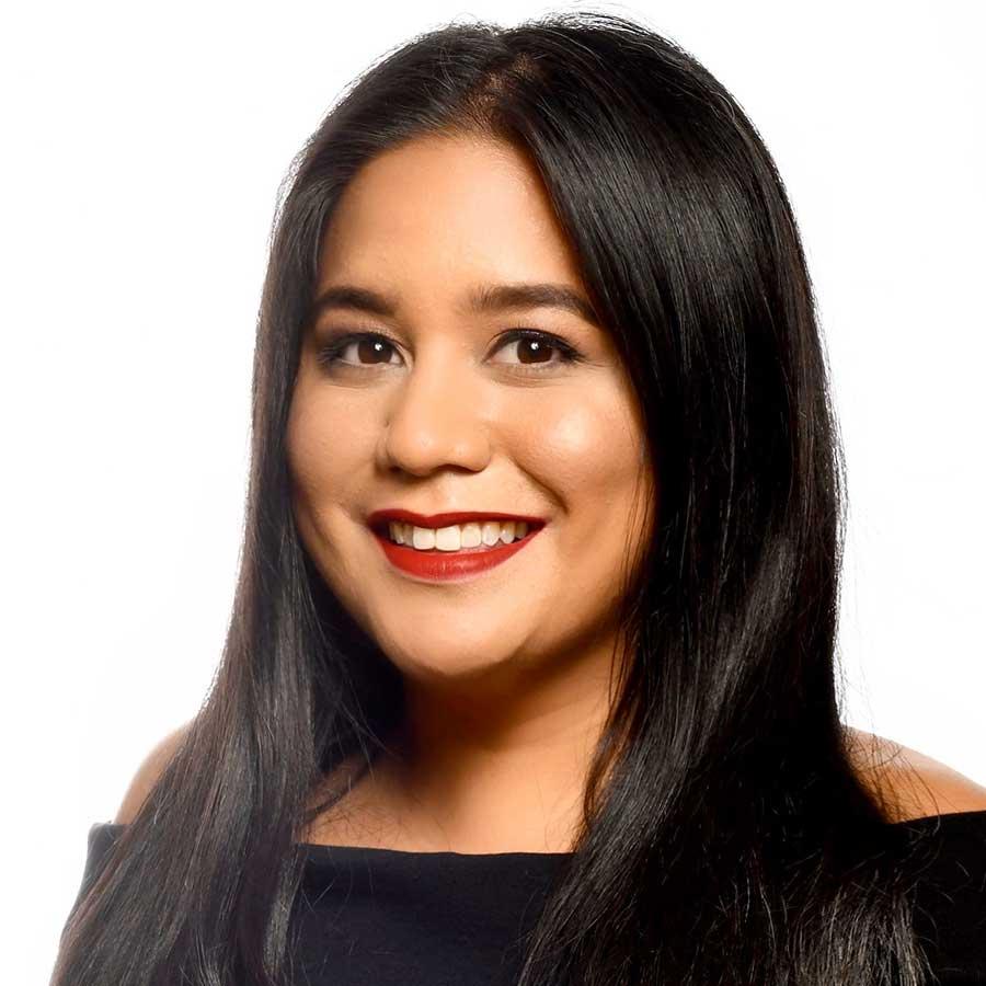 Portrait of Sage Quiamno