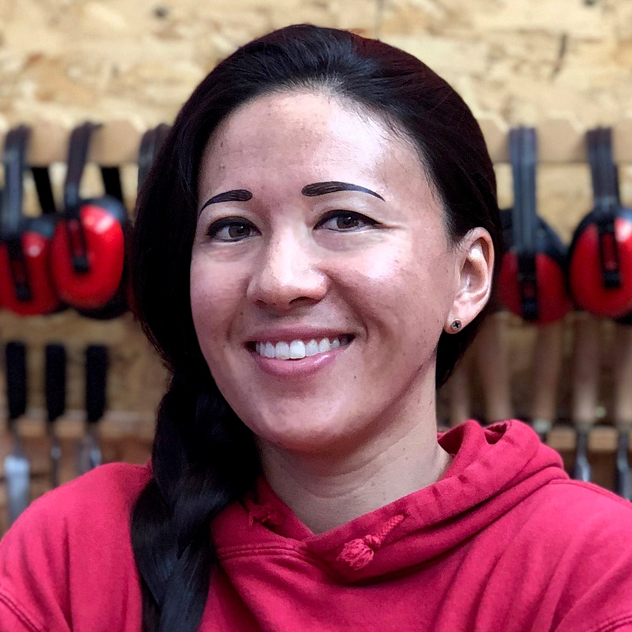 Headshot of Emily Pilloton, founder of Girls Garage and Project H