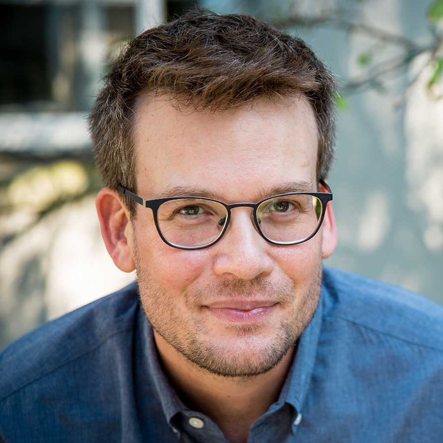 John Green Portrait