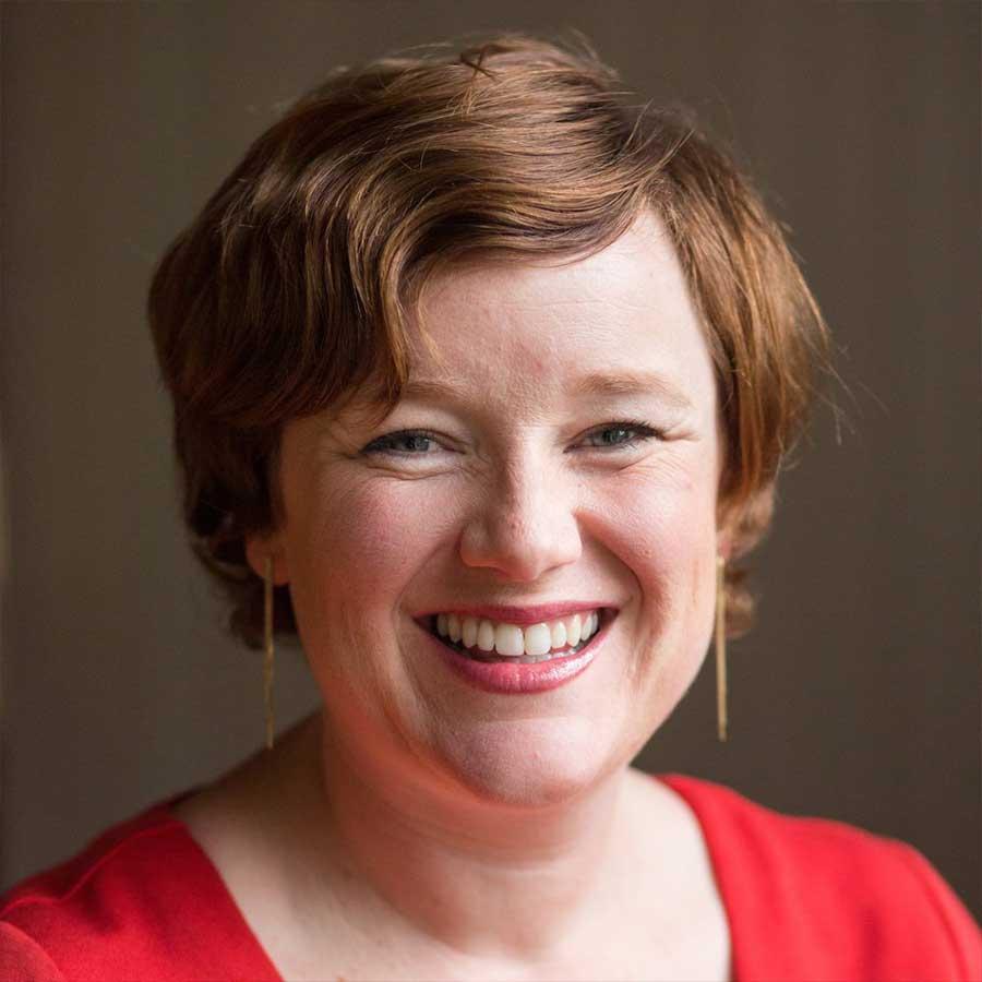 Portrait of Katie Bethell