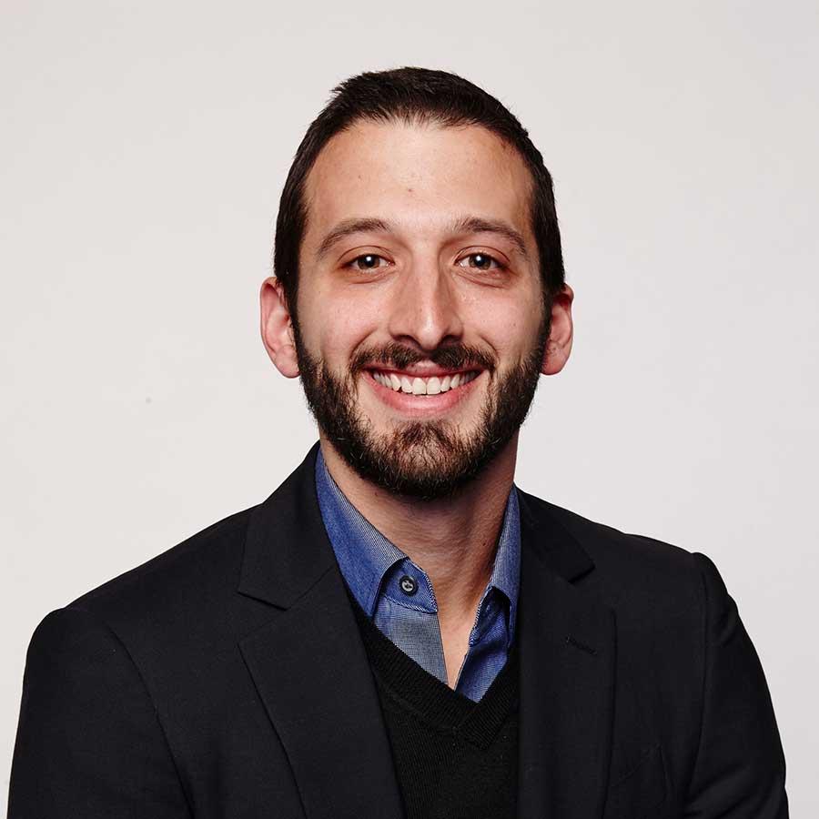 Professional portrait of Matt Taylor