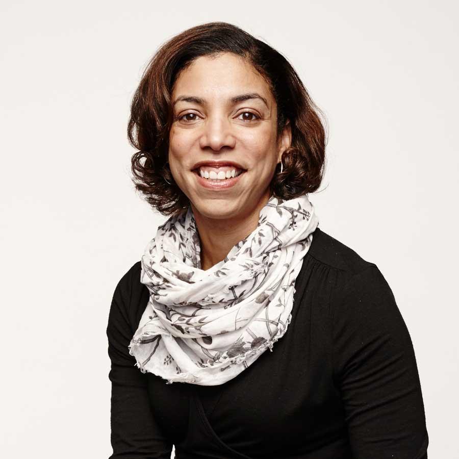 Professional portrait of Melanie Bell-Mayeda
