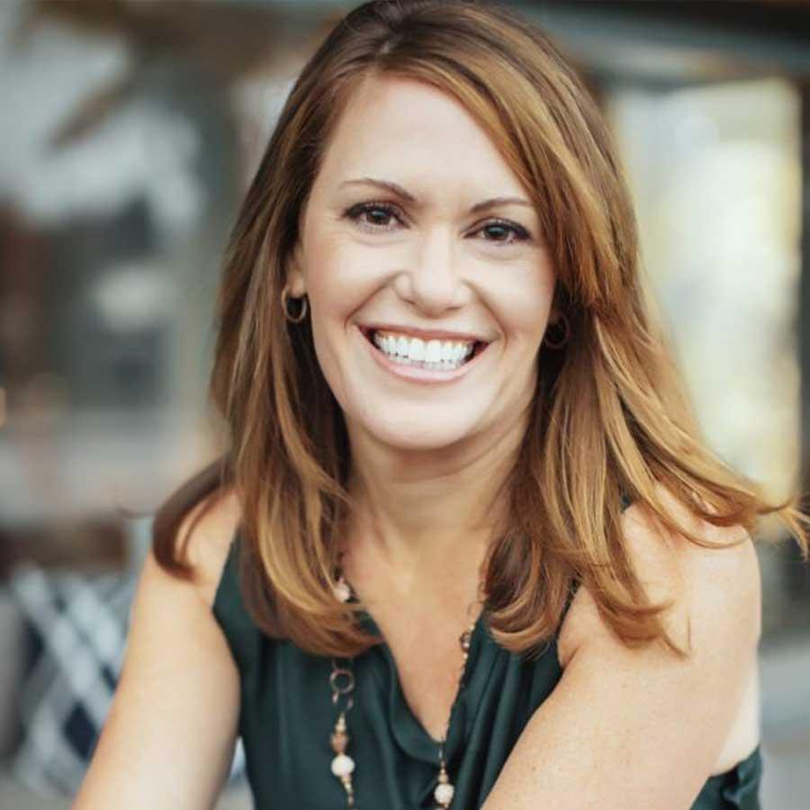Portrait of Microsoft Exec Peggy Johnson