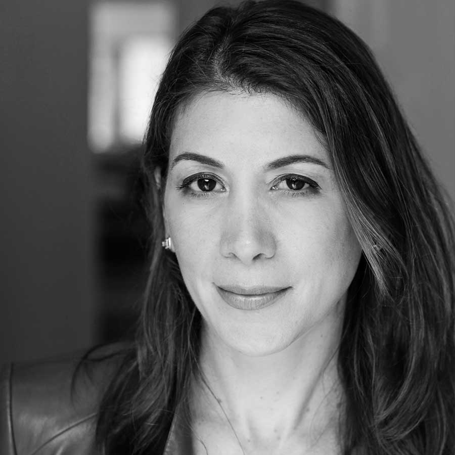 Headshot of COO of TimesUp, Rebecca Goldman