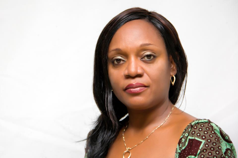 Professional portrait of Josephine Nzerem