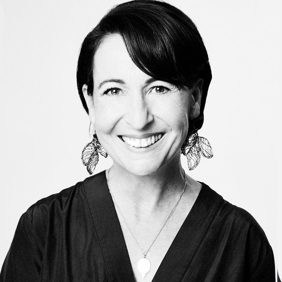 Black and white portrait of Elisa Lees Muñoz