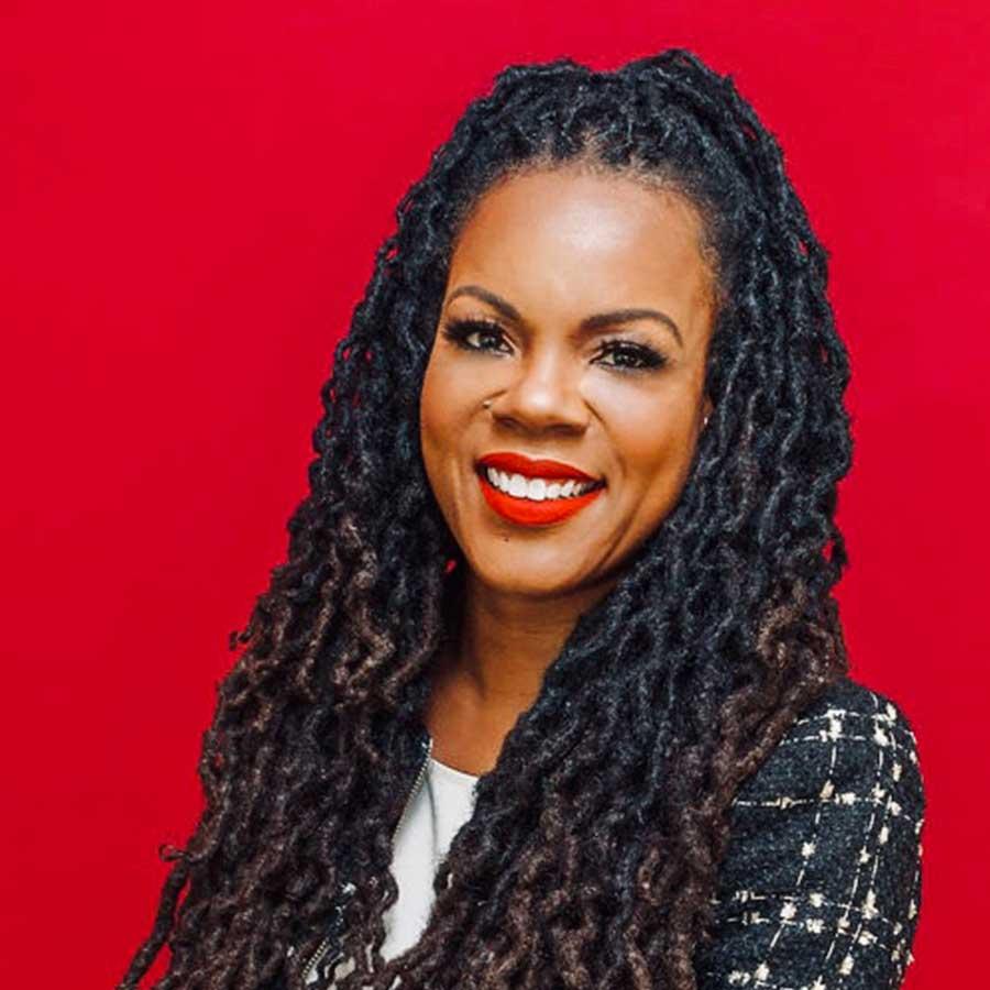 Portrait of Dr. C. Nicole Mason